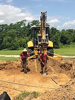 Level DF - Rob's Septic Tank in Central Florida